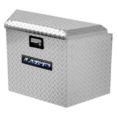 LUND Aluminum Trailer Tongue Storage Box - 6120