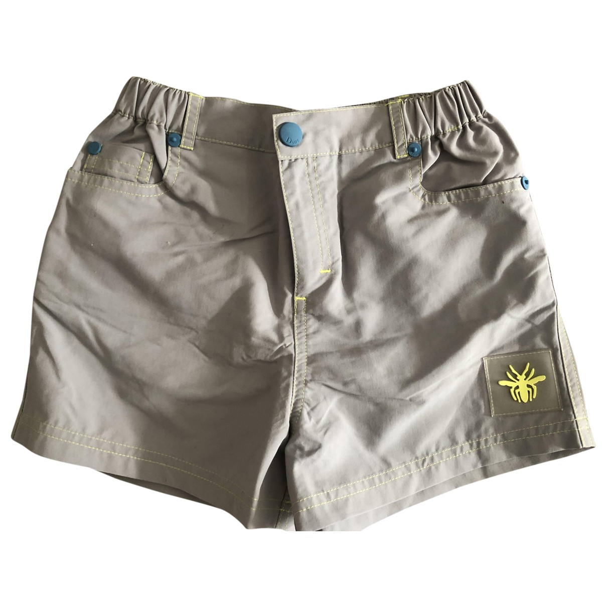 Dior \N Grey Shorts for Kids 6 years - up to 114cm FR