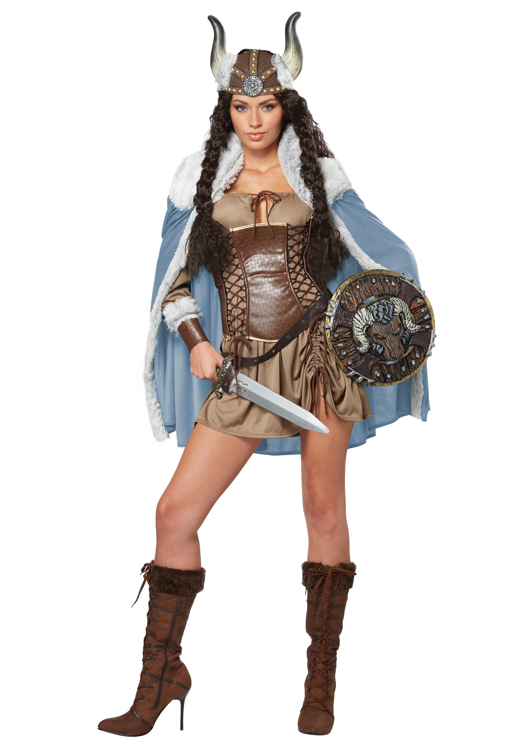 Viking Vixen Women's Costume