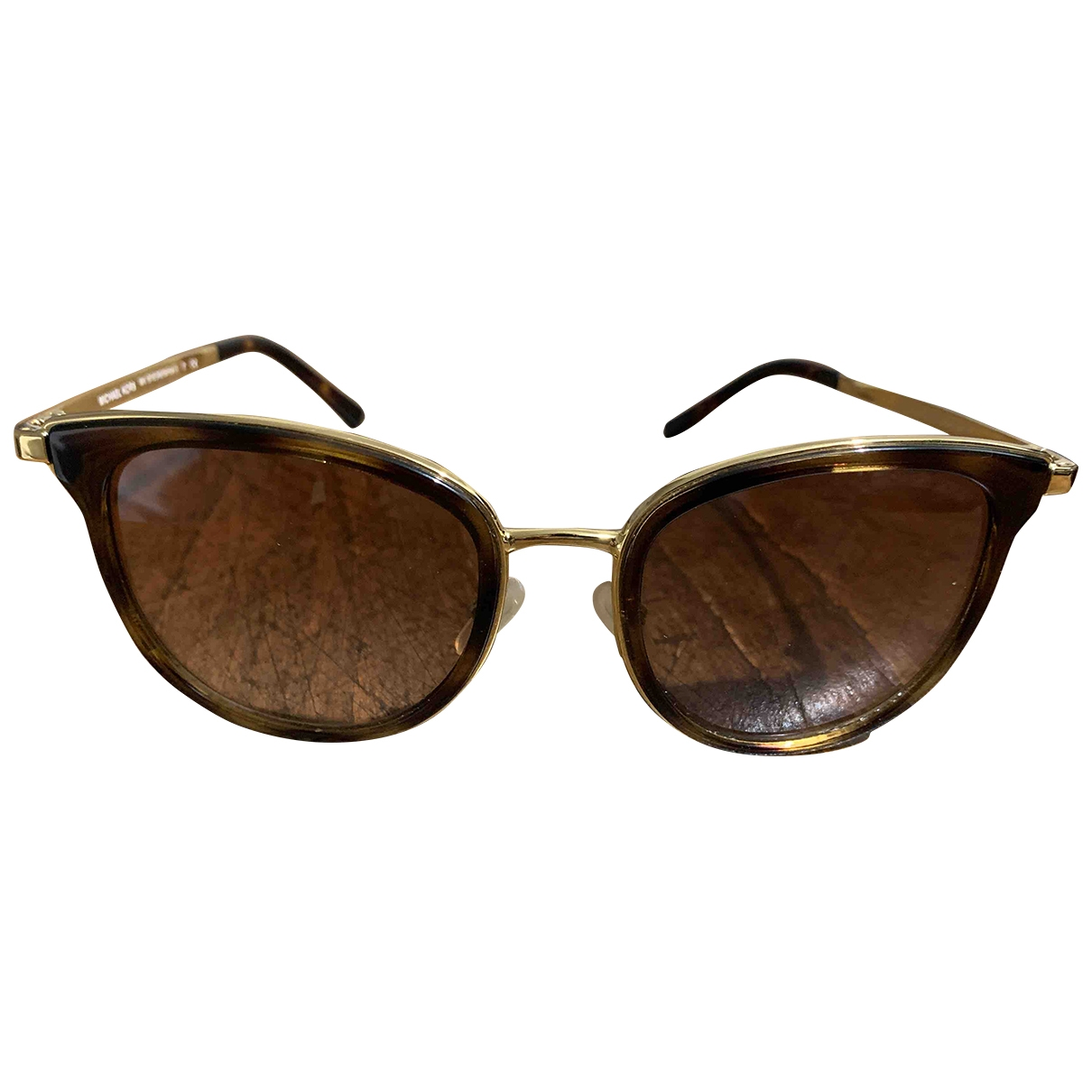 Michael Kors \N Camel Sunglasses for Women \N