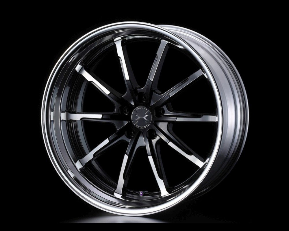 Weds 710S H-Disk Wheel Maverick 20x8.5 5x114.3 5-40mm Reverse Rim