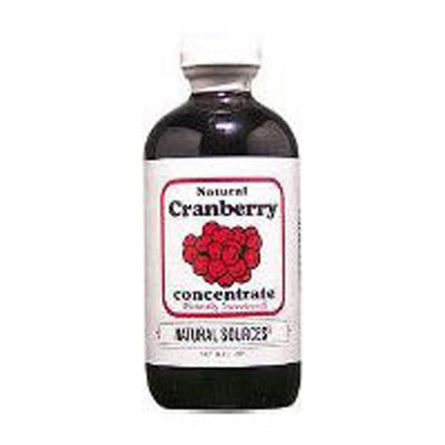 Cranberry Concentrate 8 OZ EA by Natural Sources