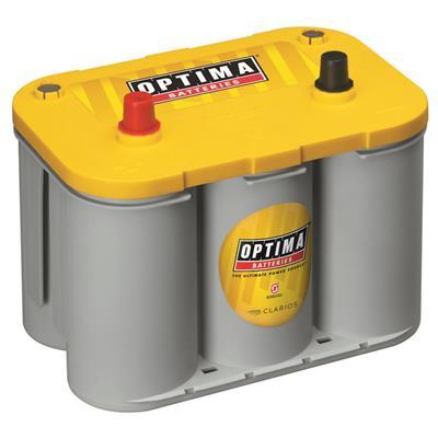 Optima Batteries YELLOWTOP Battery Group D34 750 CCA Top Post - 8012-021