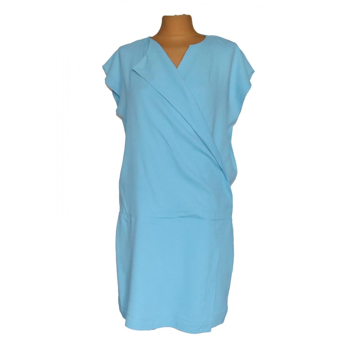 Pinko \N Blue dress for Women 42 FR