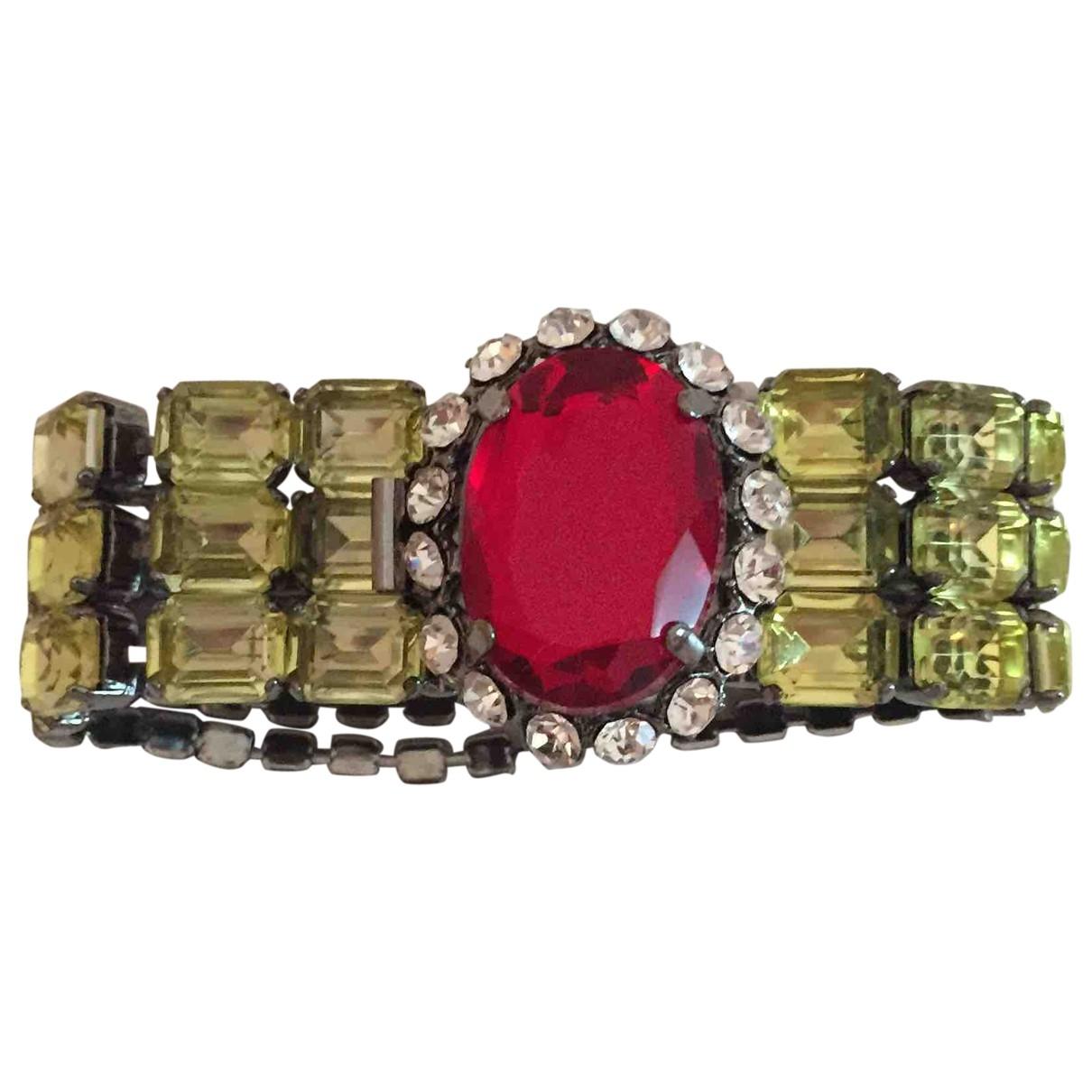 Miu Miu \N Green Steel bracelet for Women \N