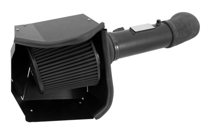 K&N 71-2582 Performance Air Intake System Ford F-250 2015-2016 6.7L V8