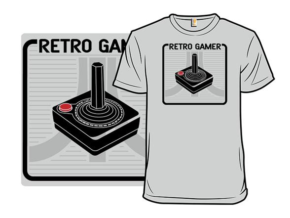 Retro Controller T Shirt