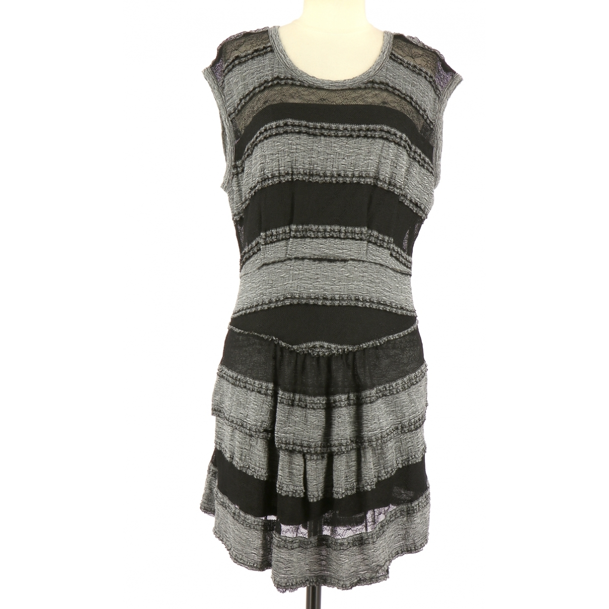 Berenice \N Grey dress for Women 38 FR