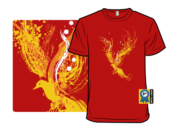 The Discovery Of Fire T Shirt