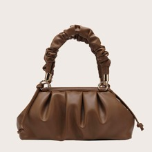 Simple Ruched Bag