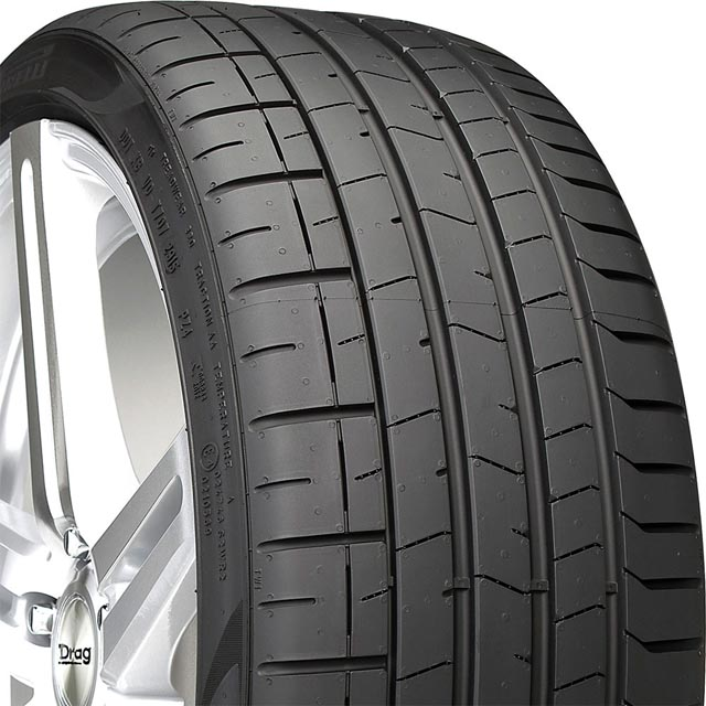 Pirelli 2826200 P Zero PZ4 Sport Tire 275/40 R22 107YxL BSW BM