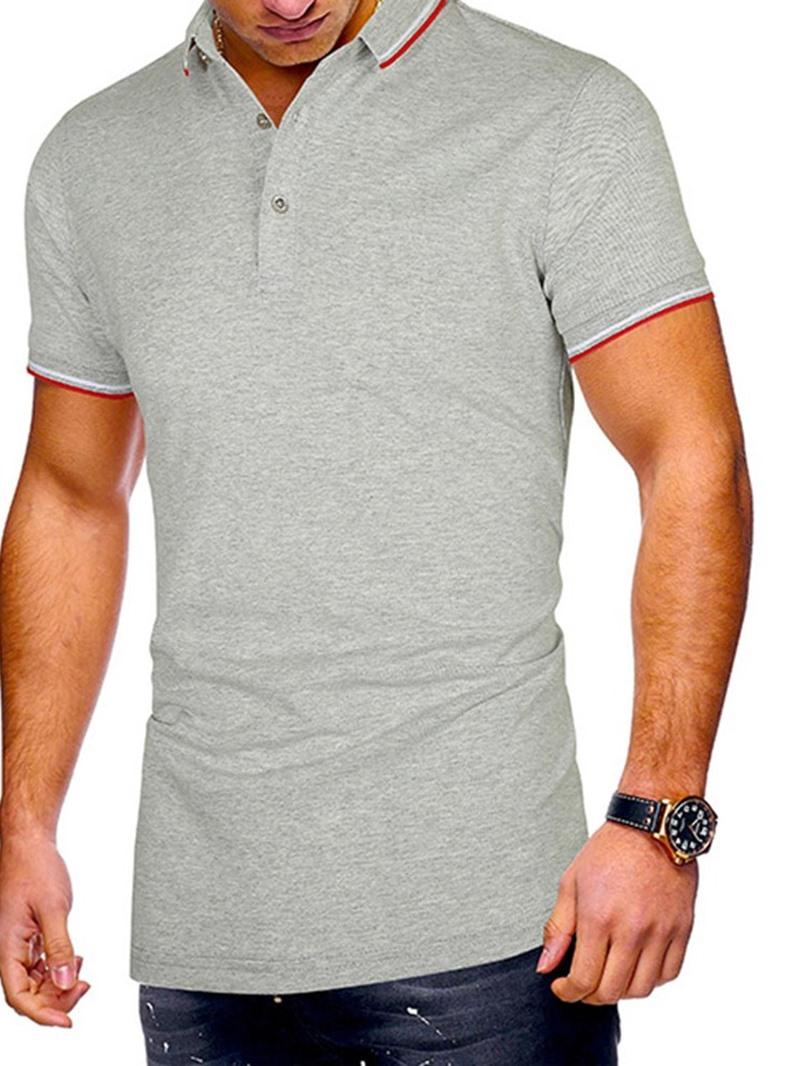 Ericdress Casual Men's Polo Shirt