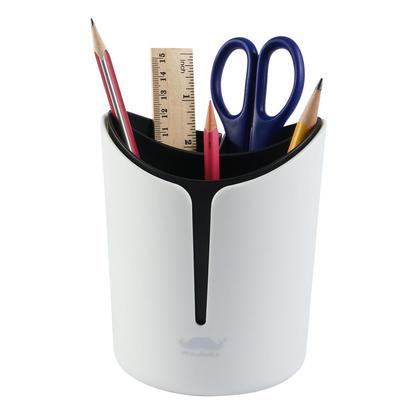 Multi-Functional Combination Pen Holder for Desk Organization - Moustache®