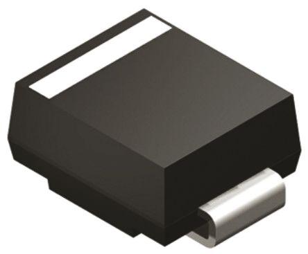 Vishay SMBJ60A-E3/52, Uni-Directional TVS Diode, 600W, 2-Pin DO-214AA (20)