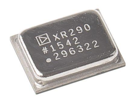 Analog Devices ADXRS290BCEZ , 2-Axis Gyroscope, SPI, 18-Pin LGA