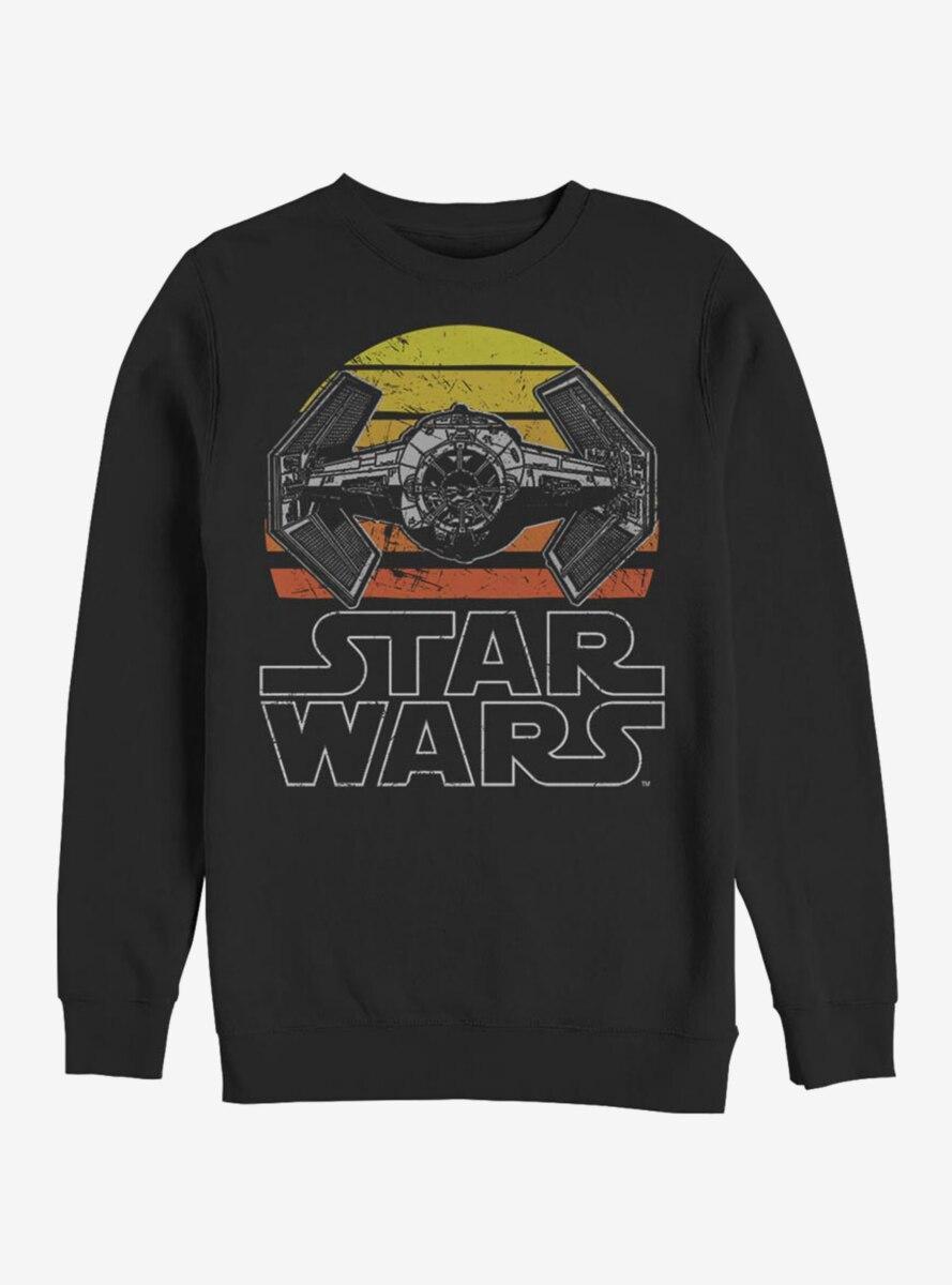 Star Wars Susnet Tie Sweatshirt