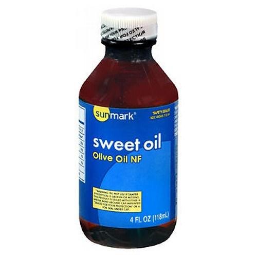 Sunmark Sweet Oil 4 oz by Sunmark