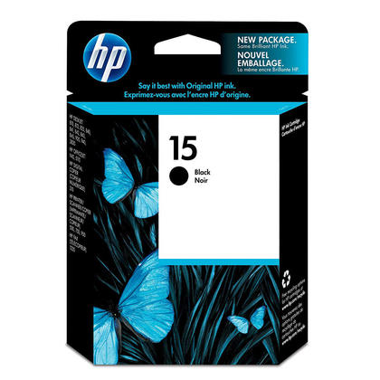 HP 15 C6615DN cartouche d'encre originale noire