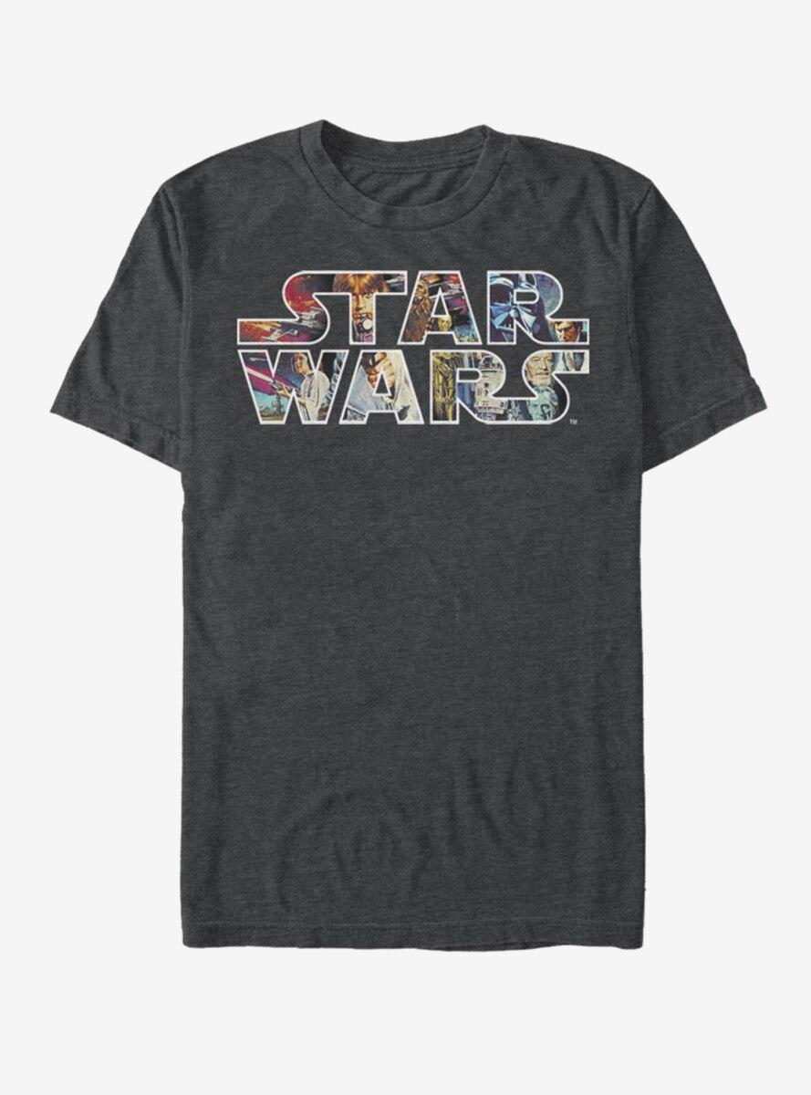 Star Wars Epic Logo T-Shirt