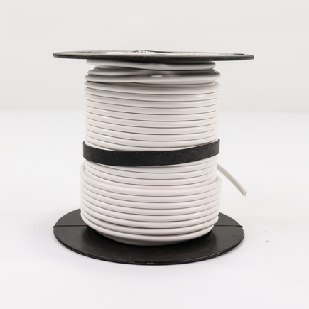 Power Products EL616040 - Gpt Primary Wire   White, 16 Ga, 100' Roll