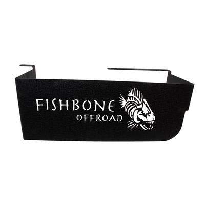 Fishbone Offroad TJ Wheel Well Storage Bins - FB25103