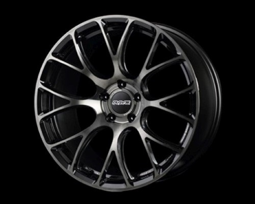 Volk Racing WKG16AX40EMN G16 BC/C Wheel 20x9.5 5x114.3 40mm MM/Black Clear