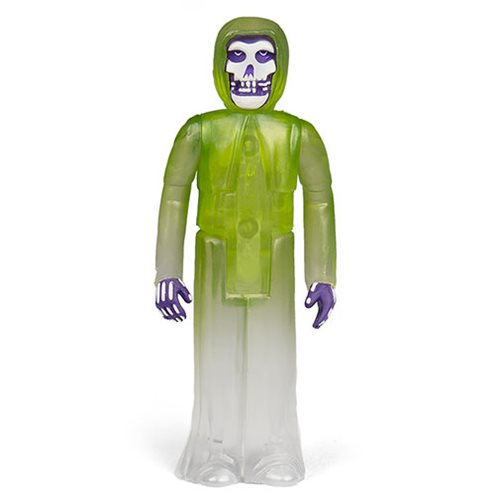 The Misfits Green Fiend Walk Among Us 3 3/4-Inch ReAction Figure