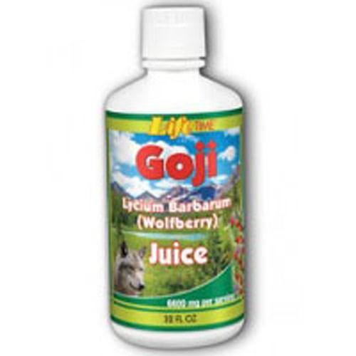 Goji Juice 32 oz by Life Time Nutritional Specialties