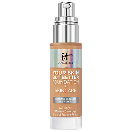 IT Cosmetics Your Skin But Better Foundation + Skincare, One Size , No Color Family
