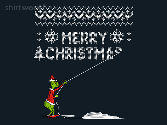 Stealing Christmas T Shirt