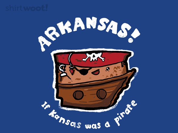 Arrkansas T Shirt