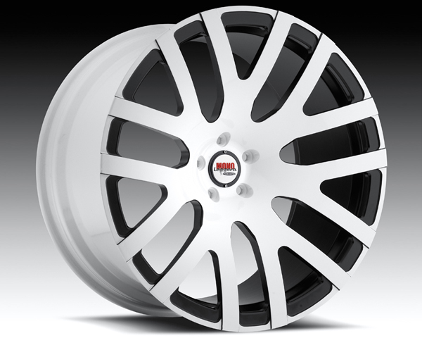 Forgiato FOR-DITO2210 Monoleggera Dito Wheels 22x10