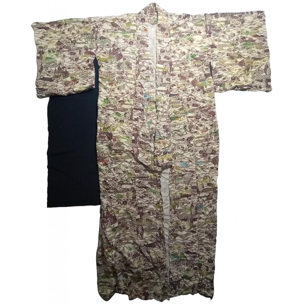 Komono \N Brown Cotton  top for Women 48 FR