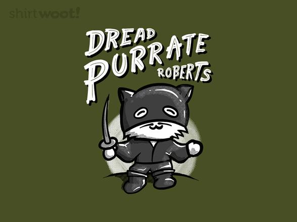 Dread Purrate T Shirt