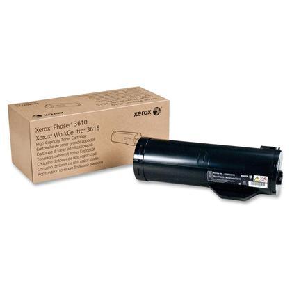 Xerox 106R02722 16R2722 cartouche de toner originale noire haute capacité