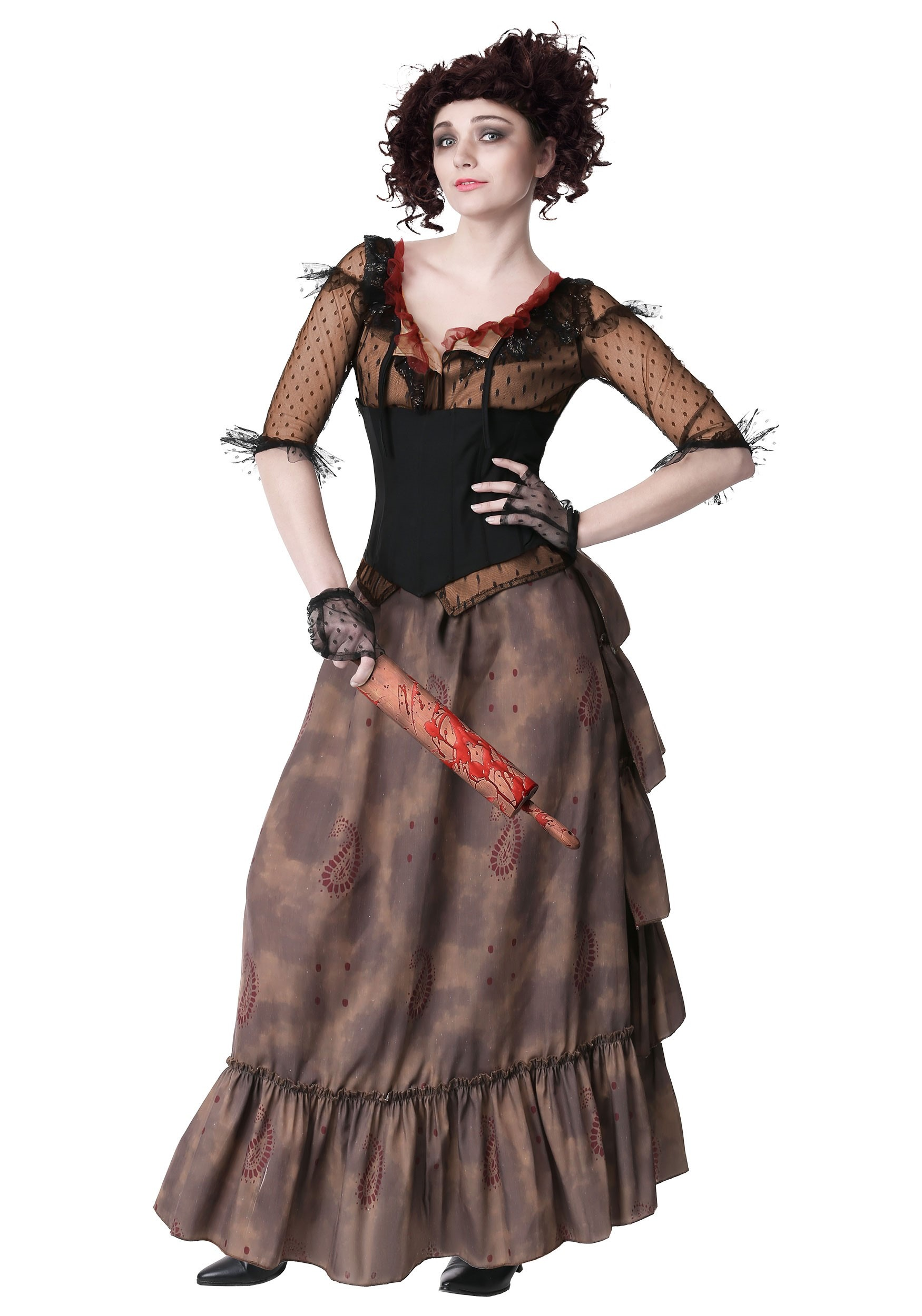 Sweeney Todd's Mrs. Lovett Costume