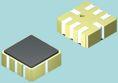 Analog Devices ADXL212AEZ , 2-Axis Accelerometer, 8-Pin LCC