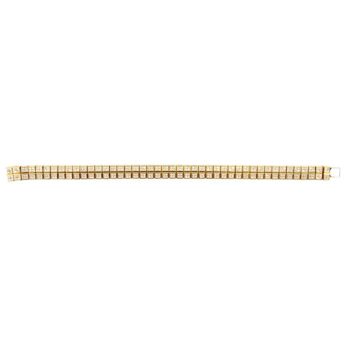 Chopard \N Gold Yellow gold bracelet for Women \N