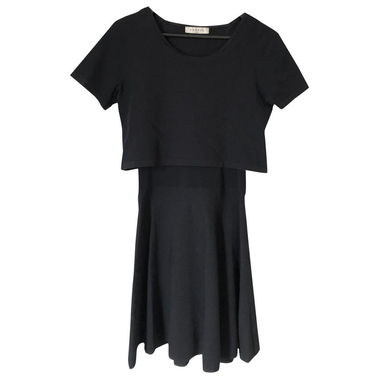 Sandro \N Black skirt for Women 2 US