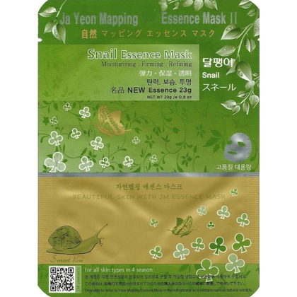 Jayeon Mapping Essence Mask - Snail 1Pc