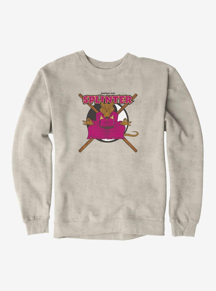 Teenage Mutant Ninja Turtles Splinter Radical Rat Sweatshirt