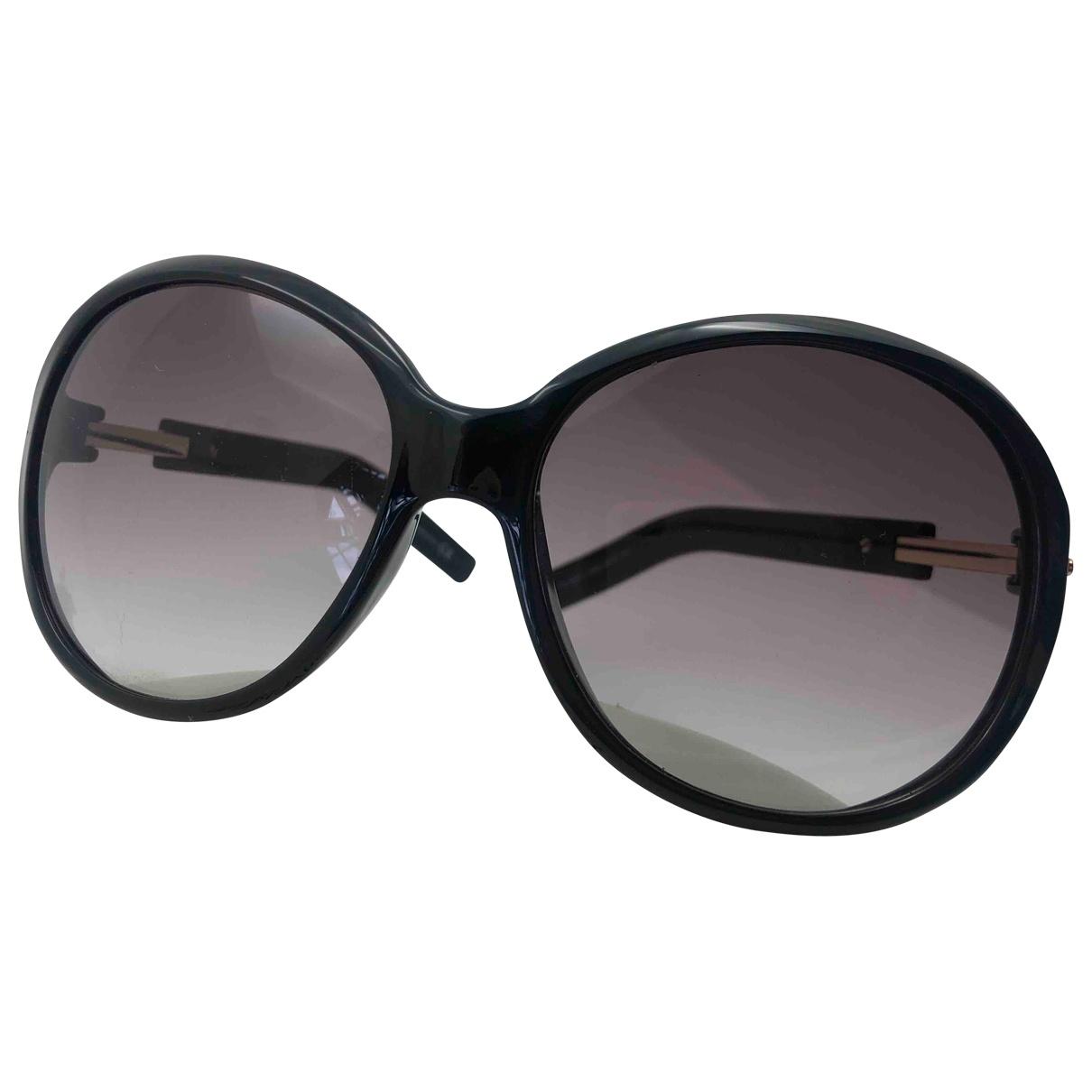Yves Saint Laurent \N Black Sunglasses for Women \N