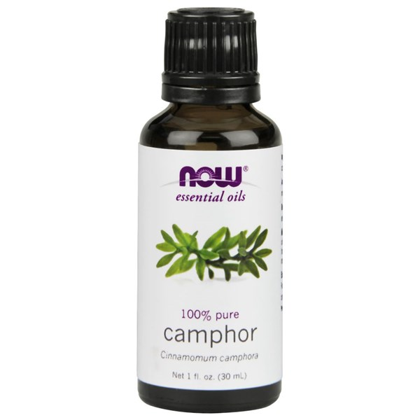 Camphor Oil 1 OZ by Now Foods