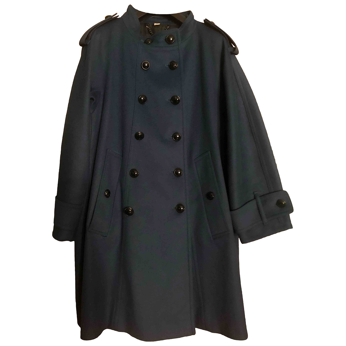 Burberry \N Wool Trench coat for Women 44 IT