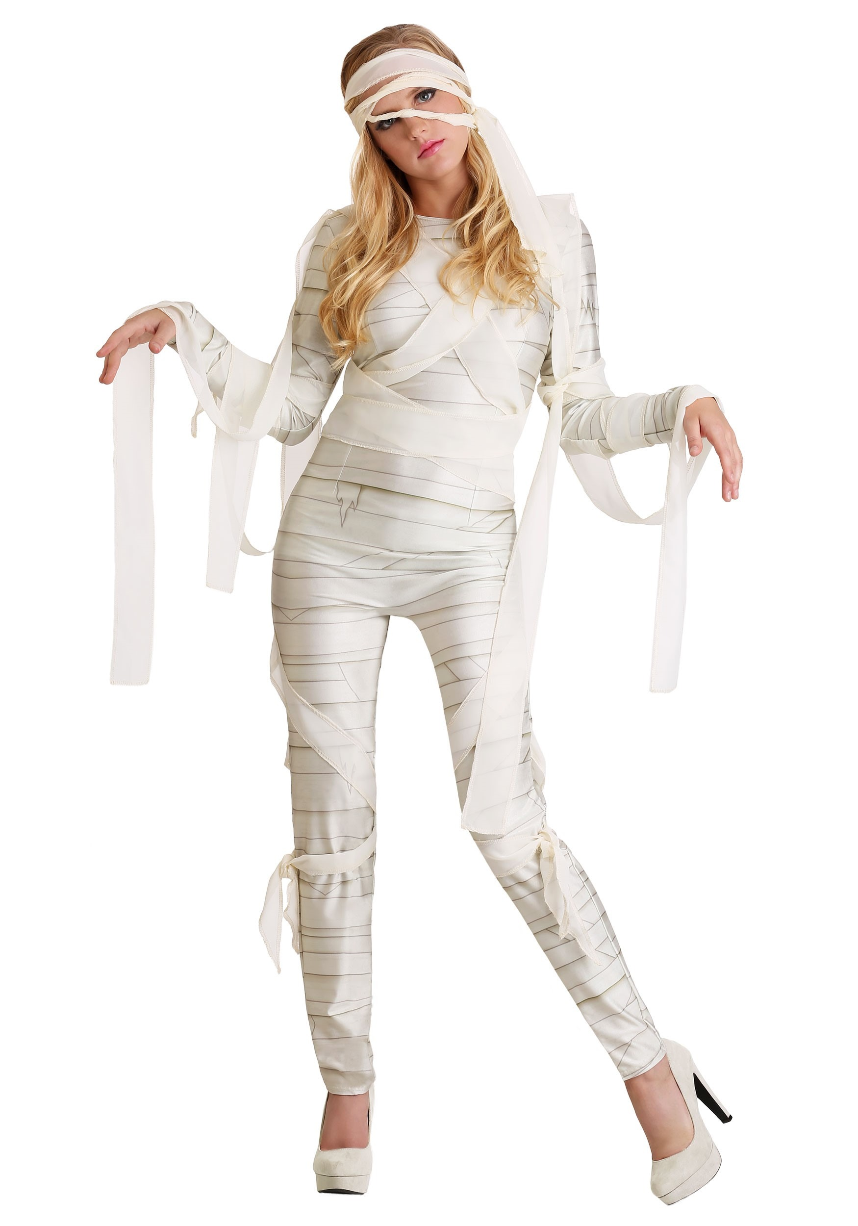 Under Wraps Mummy Costume for Women