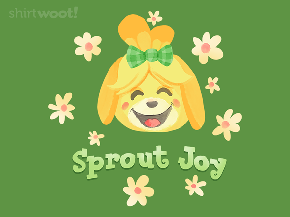 Sprout Joy T Shirt