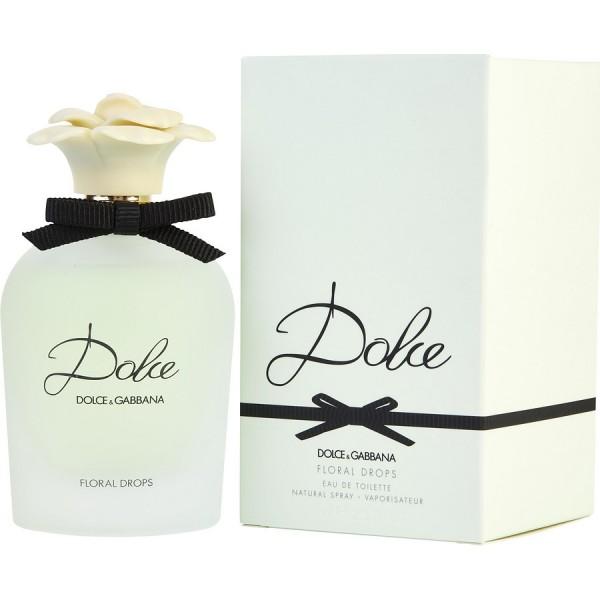 Dolce & Gabbana - Dolce Floral Drops : Eau de Toilette Spray 2.5 Oz / 75 ml