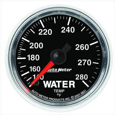 Auto Meter GS Mechanical Water Temperature Gauge - 3831