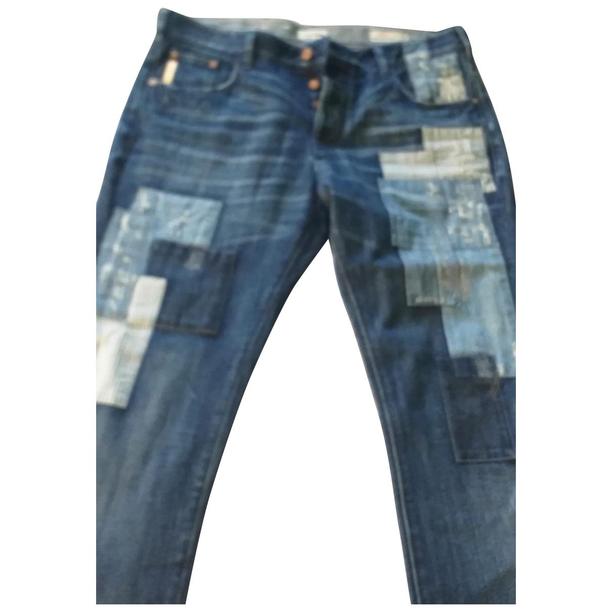 Armani Jeans \N Cotton Jeans for Men 34 US