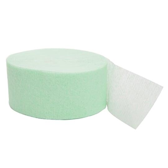 Crepe Paper Mint Streamers, 81 Ft By Unique   Michaels®